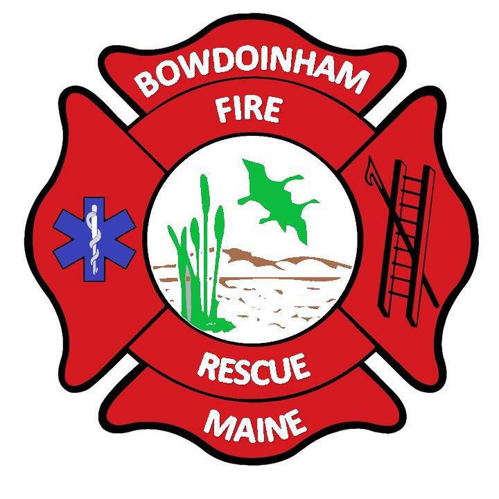 Bowdoinham Fire/Rescue Patch
